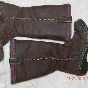 Women's Ugg Brown Tall Boots